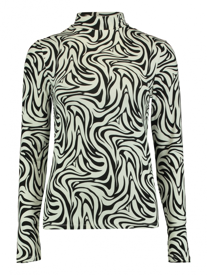 Modell: LS P TP Kimmy black zebra