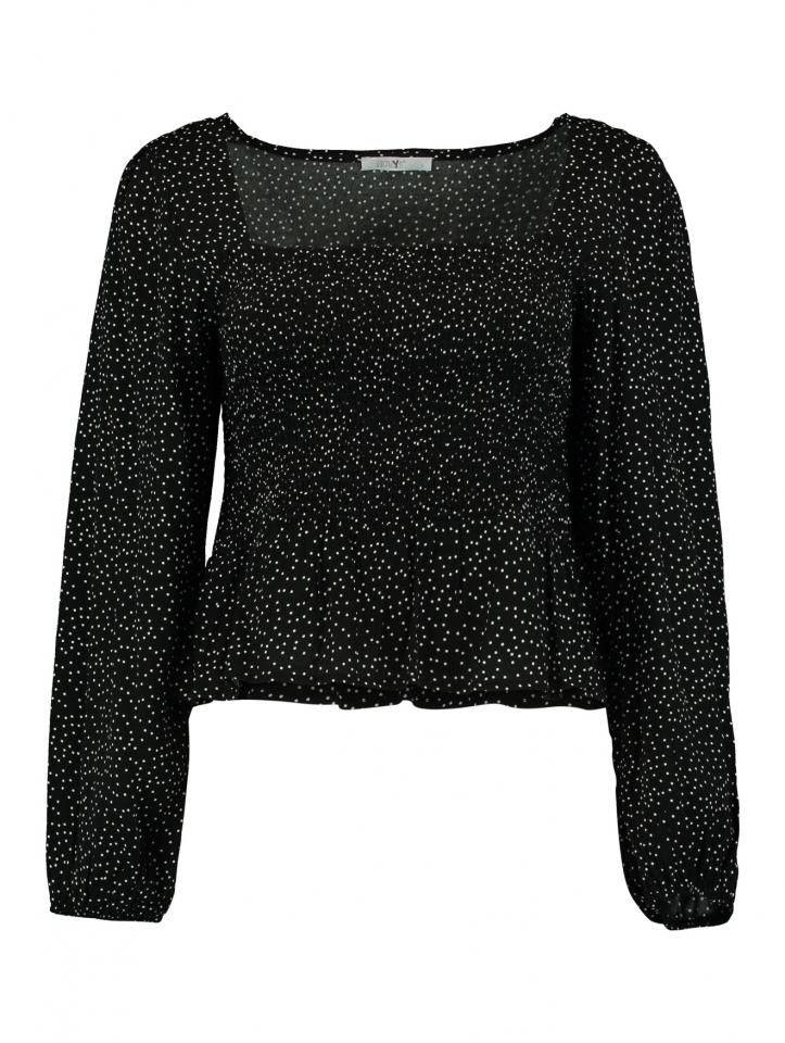 Modell: LS V TP Jill black dots
