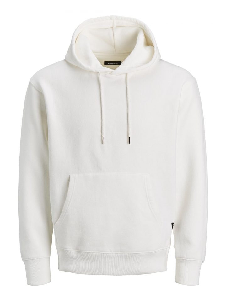 JJESOFT SWEAT HOOD NOOS White/Relaxed/Solid Col