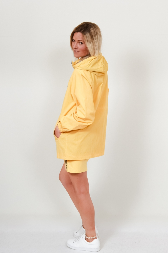 ONLEMMA CRINKLED JACKET OTW Misted Yellow