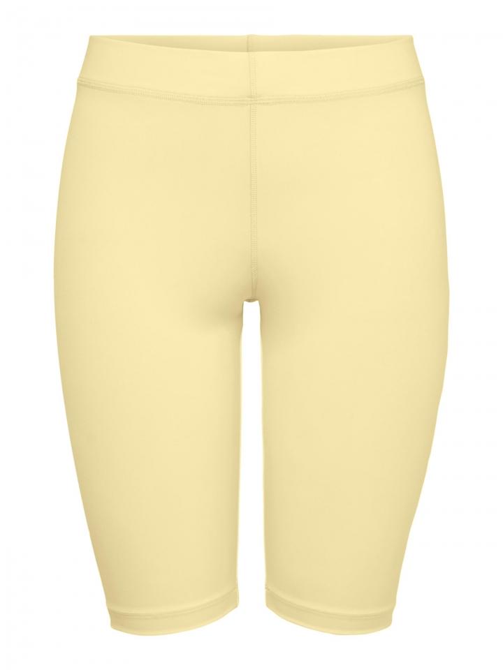 ONLVEDEL BIKE SHORTS Pastel Yellow