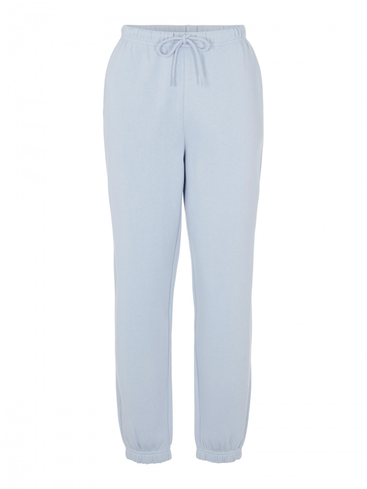 PCCHILLI HW SWEAT PANTS NOOS BC Kentucky Blue/SILVER LUREX