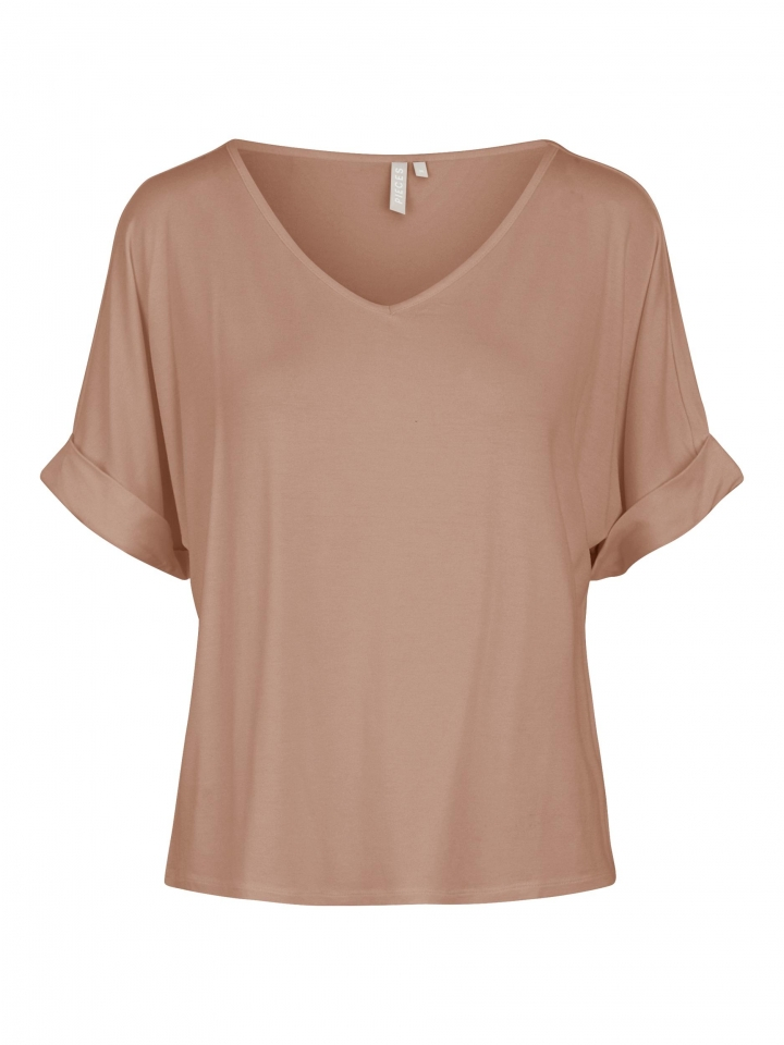 PCNEORA SS FOLD UP TOP SWW Warm Taupe