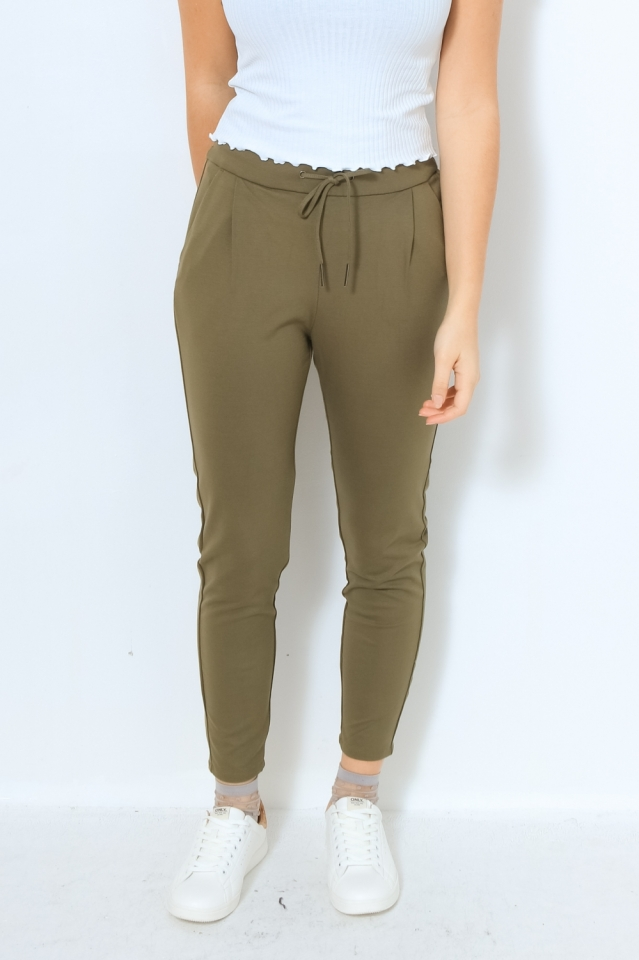 VMEVA MR LOOSE STRING PANT GA COLOR Ivy Green