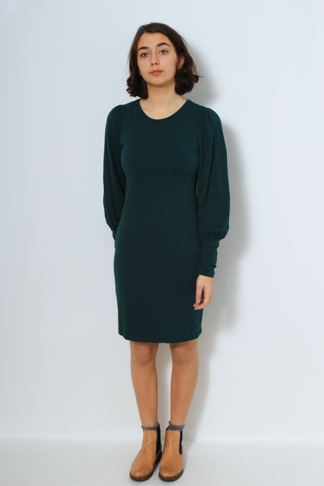VMPANDA L/S MUTTON SHORT DRESS EXP Ponderosa Pine