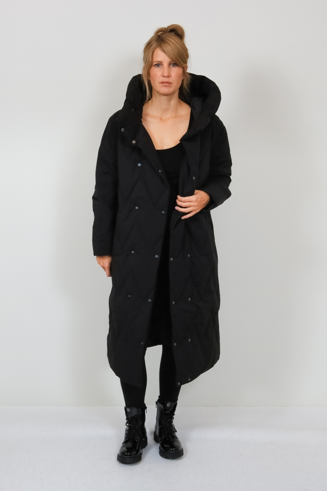 VMPUFFY LONG DOWN JACKET KI Black