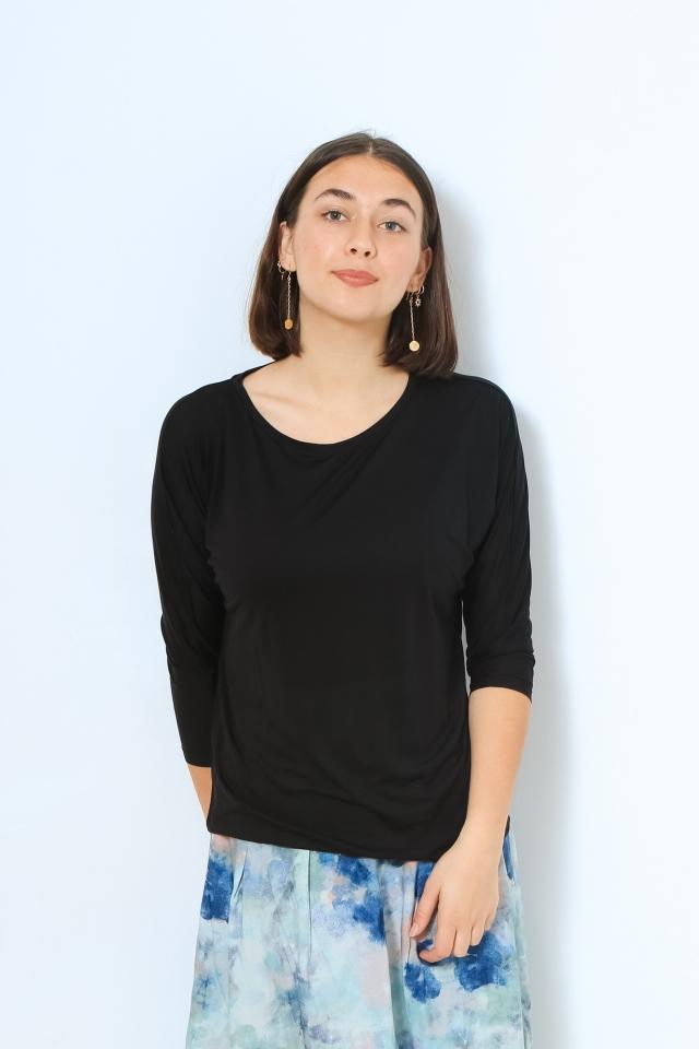 JAADY Shirts Longsleeve Solid black