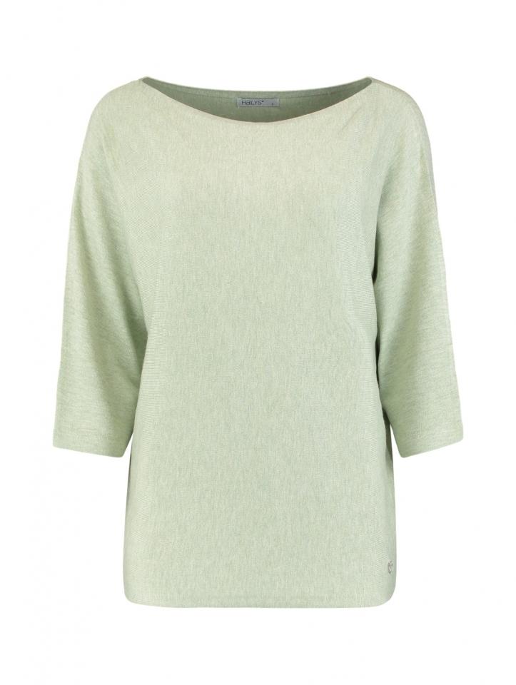 Modell: 3/4 V SK Isa soft green marl