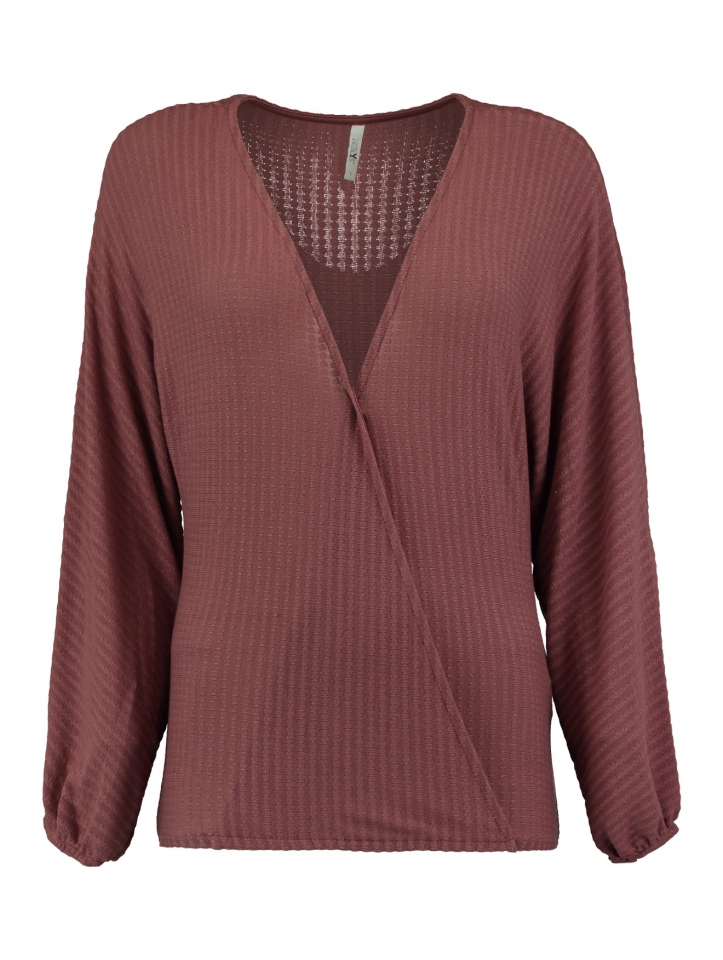 Modell: LS P TP Laura rose brown
