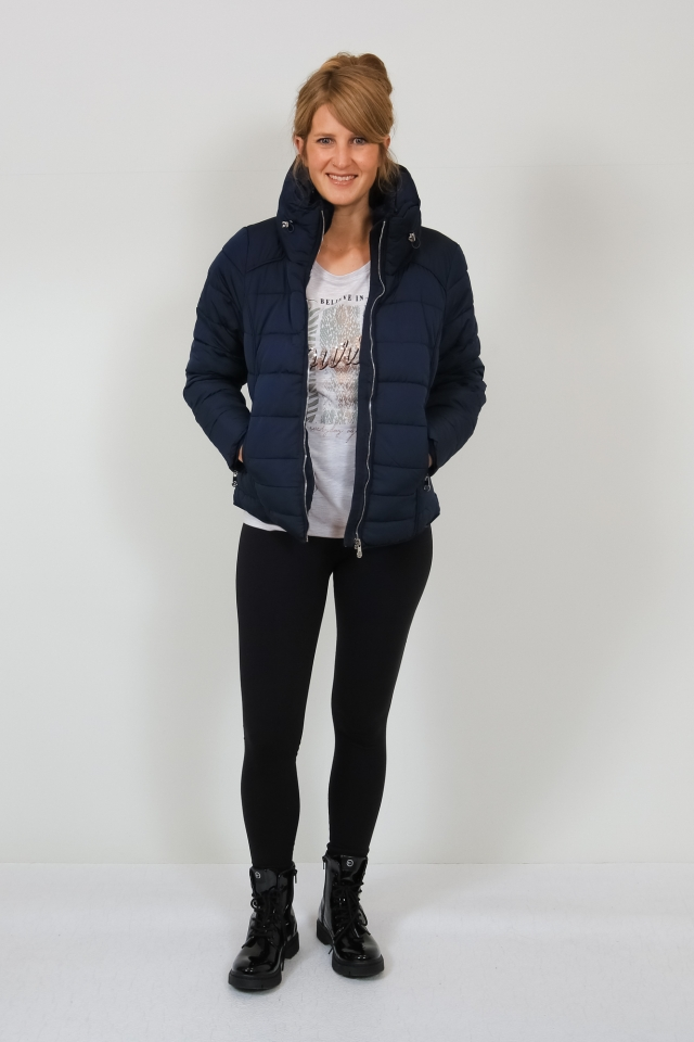Jacket Miri navy