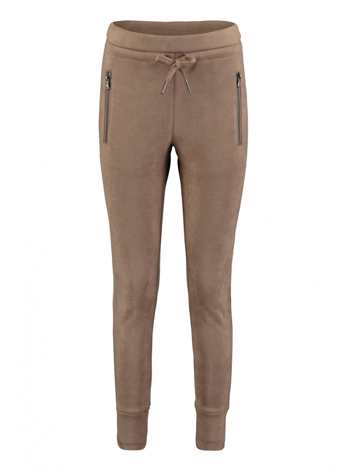 Modell: Pants Novalee taupe