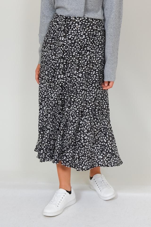 Skirt Celia P navy