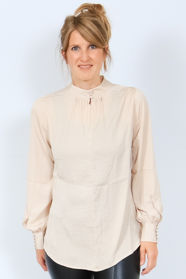 Blouse Carrie champagne