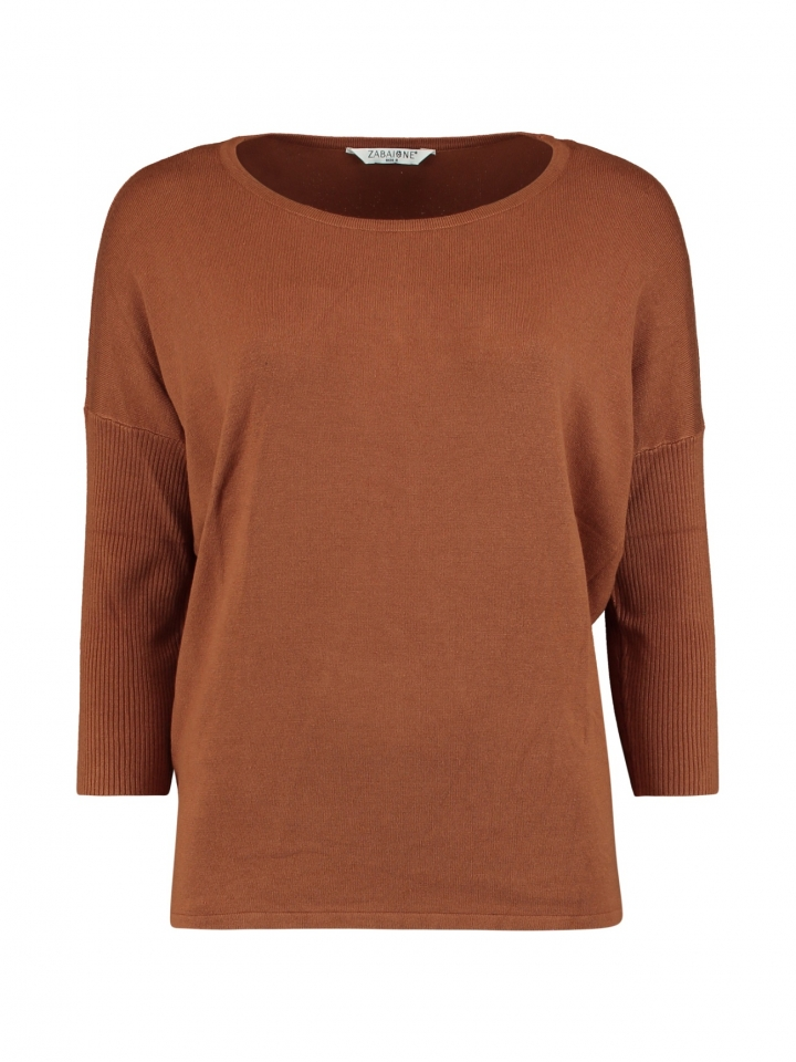 Modell: Pullover Sammy offwhite