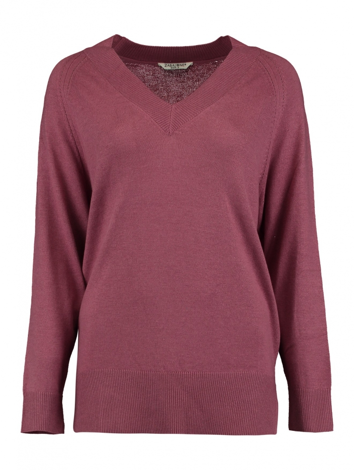 Modell: Pullover Violet Berry
