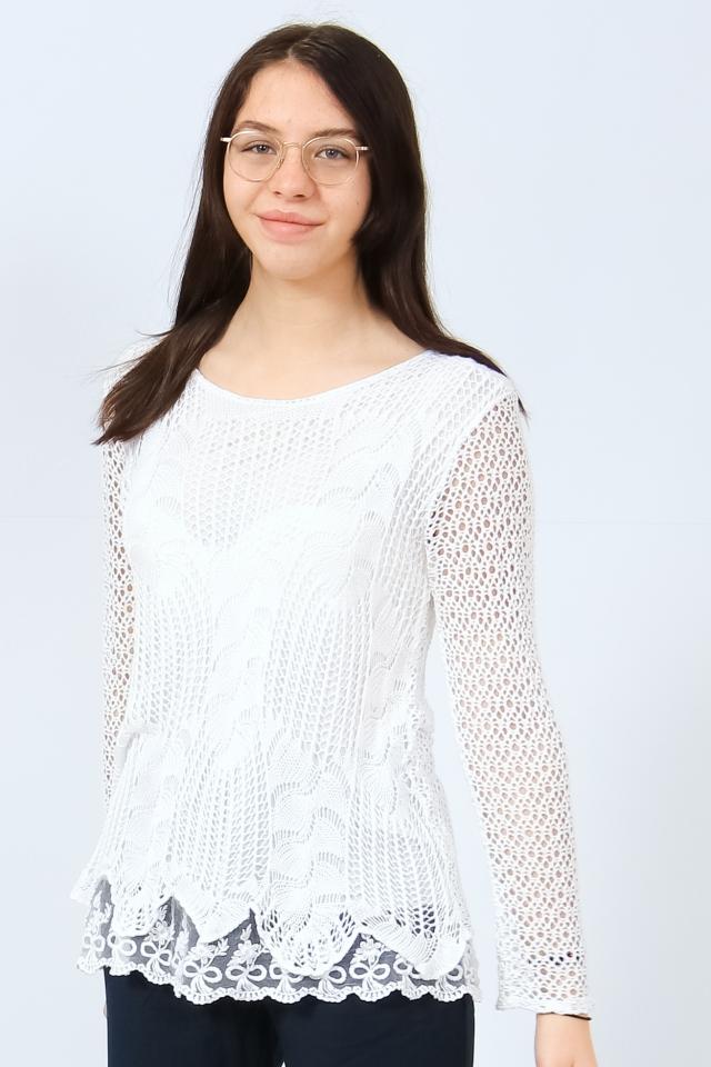 Shirt Banka offwhite