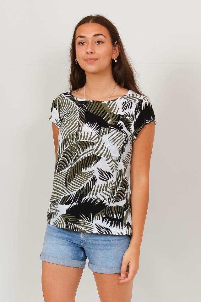 Shirt Ida P white